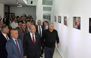 Yıltan Taşçı Akademi 9. fotoğraf sergisi ziyarete...