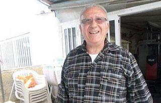 Emekli polis çavuşu Fikri Kanlıçay, hayatını...