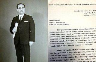 """""""Kıbrıs'ta 1973 öncesi insan hakları ayaklar..."""