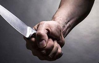 Lefkoşa'da bıçaklama: Kendisine omuz atan...