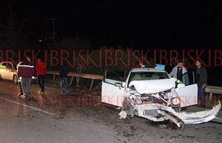 Kaza kazayı getirdi! 3 kişi yaralandı