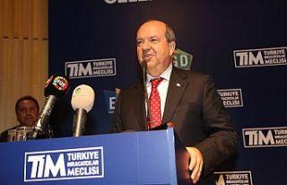 """""""Türkiye ile KKTC arasındaki güçlü iş birliği..."""