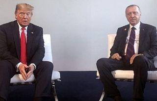 Ve zirvede sürpriz temas: Erdoğan ile Trump bir...