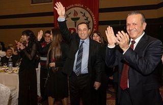Ataoğlu: Denktaş'ın yanında olacağız