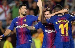 Barca'nın geliri 5.5 milyar TL