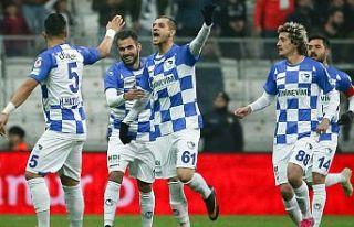 Beşiktaş da elendi