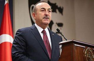 """""""Cezayir ile Libya krizinde iş birliği yapacağız"""""""