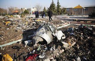 Düşen Ukrayna uçağında füze saldırısı ihtimali