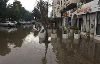 En fazla yağış Gazimağusa'ya düştü