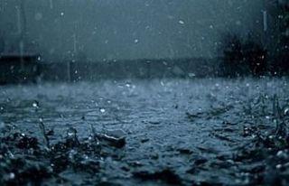 En fazla yağış Koruçam'da kaydedildi