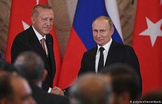 Erdoğan ve Putin'den Libya'daki taraflara ateşkes...