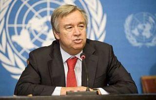 Guterres Libya için BM kararı istiyor