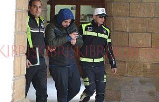 Kardana'ya aracıyla çarpan Tomak mahkemeye çıkarıldı