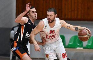 Koopspor başkentte kazandı: 93-85