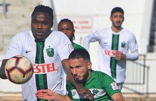 Lefke'de Karadağ havası: 2-0