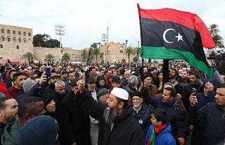Libya'da ateşkes sağlandı