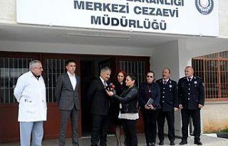 Merkezi Cezaevi'nde kadın mahkumlara sağlık taraması...