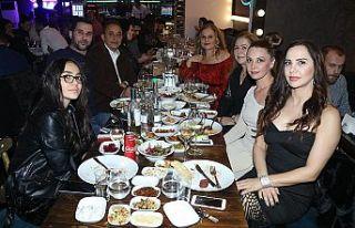 """Müslüm Baba'da """"Akdeniz"""" akşamları"""