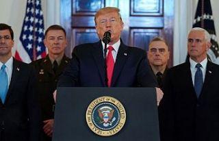 Trump ilk kez konuştu: İran ile yeni anlaşma mesajı