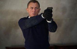 Bond'a corona virüsü engeli