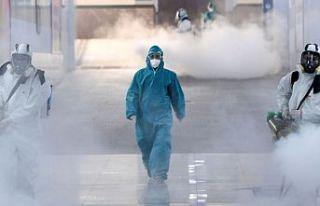 Çin'de koronavirüsten ölenlerin sayısı 500'e...