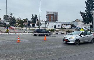 DİKKAT: Başbakanlık trafik ışıklarında trafik...