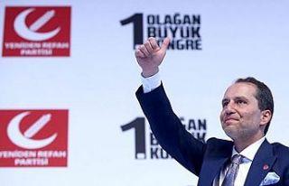 Fatih Erbakan yarın KKTC'ye geliyor