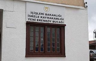 İskele Kaymakamlığı Yenierenköy Bucağı hizmete...