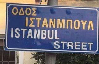 45 yıldan sonra Larnaka'daki İstanbul Sokağı...