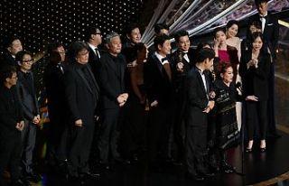 """""""Parazit"""",Oscar'a da bulaştı"""