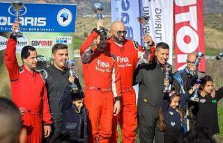 Polaris Kış Kupası ilk yarışı yapıldı
