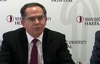 Prof. Dr. Yenen: Hastaların durumu stabil
