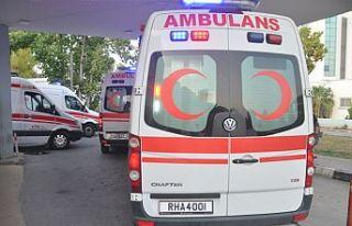 Sağlık Bakanlığı'na 5 ambulans hibe edilecek