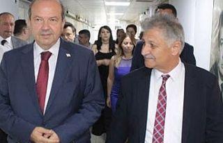 Tatar: Devletin görevi hastaneyi eskisinden daha...