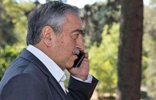 Akıncı ve Anastasiadis telefonda görüştü