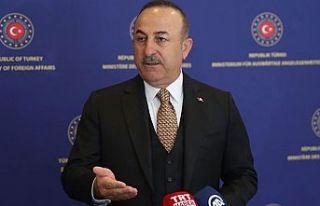 Çavuşoğlu: 3 bin 614 Türk vatandaşı 9 Avrupa...