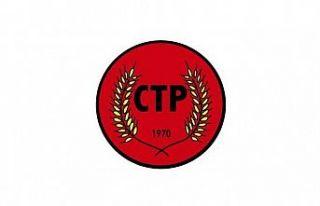 CTP, ekonomik önlemleri ve görüşlerini hükümete...