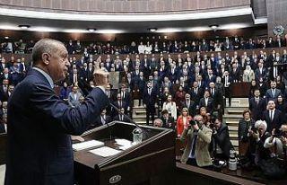 Erdoğan: Ülkemizdeki vaka şimdilik tek örnekten...