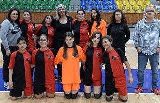 Futsalda çeyrek final maçları oynandı
