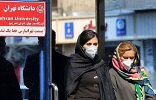 İran'da Koronavirüsle mücadele edilemiyor