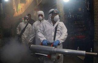 İran'da yeni tip koronavirüsten ölenlerin...