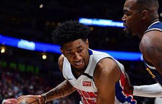 NBA'de 3'üncü vaka; Christian Wood