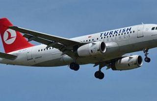 THY yarın Ercan'dan Uşak'a charter uçuş...
