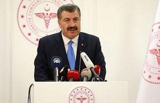 Türkiye'de ilk Koronavirüs vakası