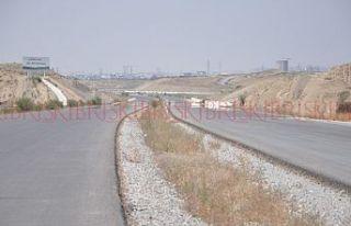 """""""Yeni çevre yolu, Lefkoşa-Hamitköy bölümü..."""