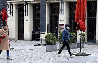 Belçika'da Kovid-19 vaka sayısı 48 bine yaklaştı