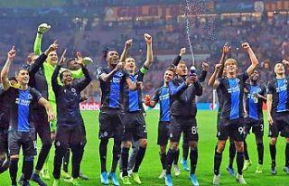 Club Brugge, şampiyon ilan edildi