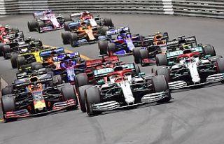 Formula 1'in 8 yarışlı Avrupa planı