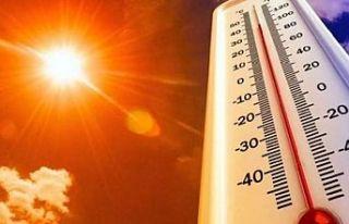 Meteoroloji'den Uyarı: Sıcaklara dikkat edin