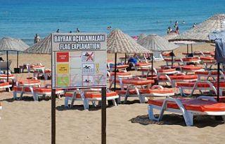 Plajlar cankurtaransız kaldı!